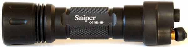 Sniper 260 hunter side dual tailcap